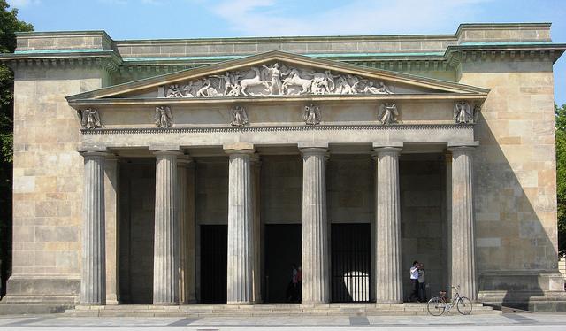 Siglo xviii rococ y neoclasicismo sdelbiombo una for Que es arquitectura wikipedia
